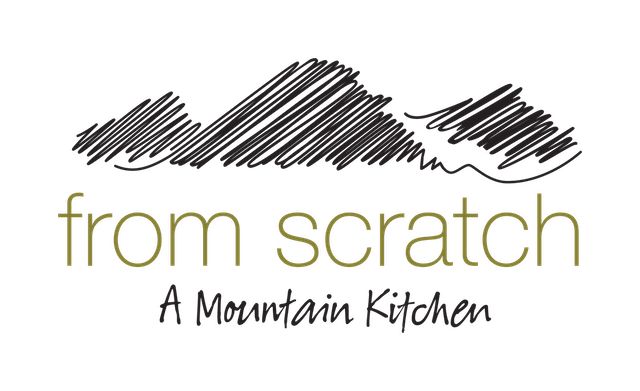 from scratch A Mountain Kitchen